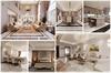 Thiết kế nội thất hải phòng vẻ đẹp sang trọng từ phong cách tân cổ điển