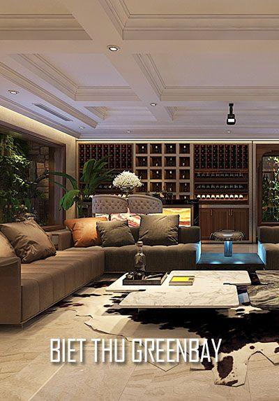 Thiết kế biệt thự cao cấp Vinhomes GreenBay HL30