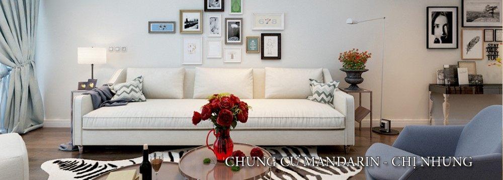 Thiết kế chung cư Mandarin Hòa Phát - Chị Nhung