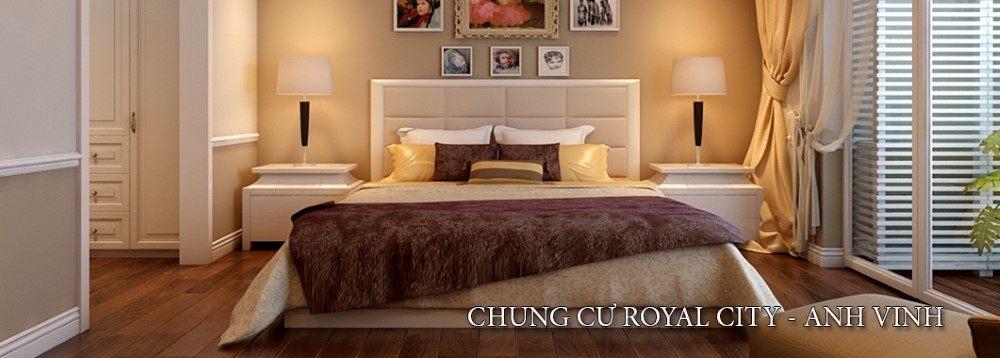 Thiết kế chung cư Roya City - Nhà Anh Vinh