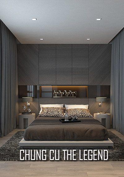 Thiết kế nội thất chung cư The Legend - Nguyễn Tuân