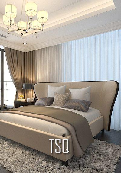 Thiết kế nội thất chung cư cao cấp TSQ - Anh Kiên thiết kế tinh tế