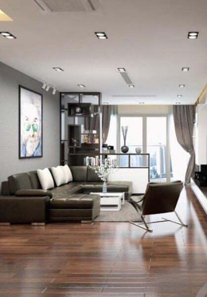 Thiết kế nội thất chung cư Mandarin Garden - Mr Lê Anh