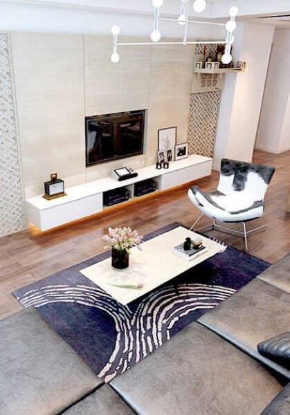 Thiết kế nội thất chung cư Diamon Flower Tower sang trọng đẳng cấp- Anh Tuyển