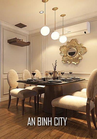 Thiết kế nội thất chung cư An Bình City Cao Cấp - Anh Lực A2