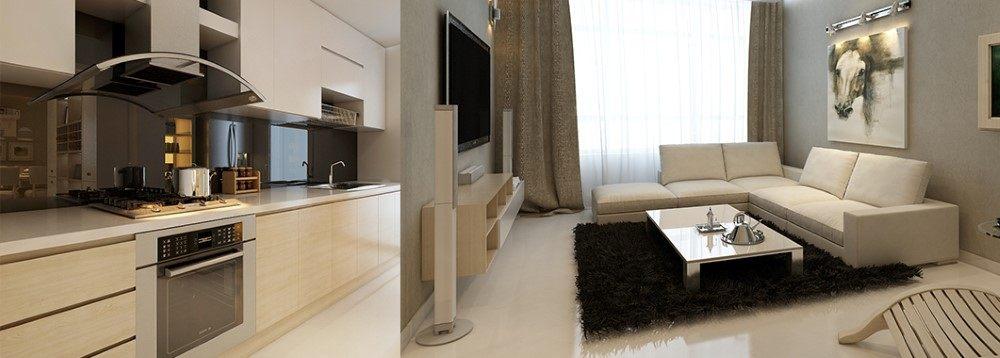 Thiết kế căn hộ Gold House Nhà Bè, Hồ Chí Minh - nhà chị Trang