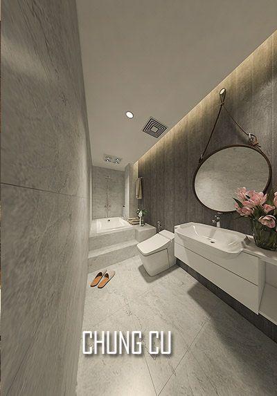 Thiết kế nội thất căn hộ chung cư tại Bắc Giang
