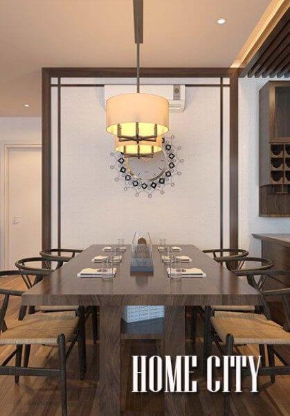 Thiết kế chung cư cao cấp tại Home City - Anh Đông Hà Nội