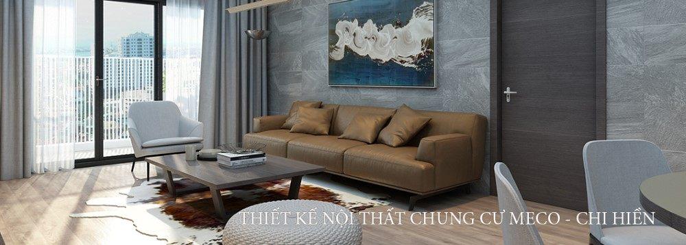 Thiết kế chung cư Meco Trường Chinh - Nhà Chị Hiền