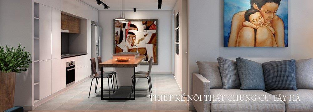 Thiết kế chung cư Tây Hà - Nhà Mr Thăng