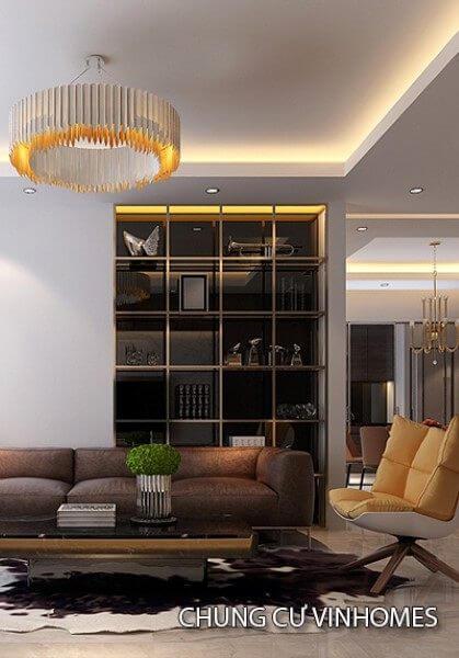 Thiết kế chung cư hiện đại tại Vinhomes Nguyễn Chi Thanh - Anh Nghĩa