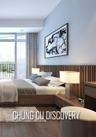 Thiết kế nội thất chung cư Discovery Cầu Giấy - Chị Lệ Anh