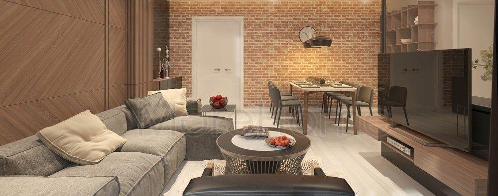 Thiết kế nội thất chung cư Ruby Tower