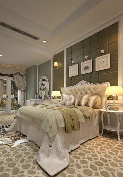 Thiết kế chung cư phong cách tân cổ điển tòa R1 tại Royal City - Chị Hằng
