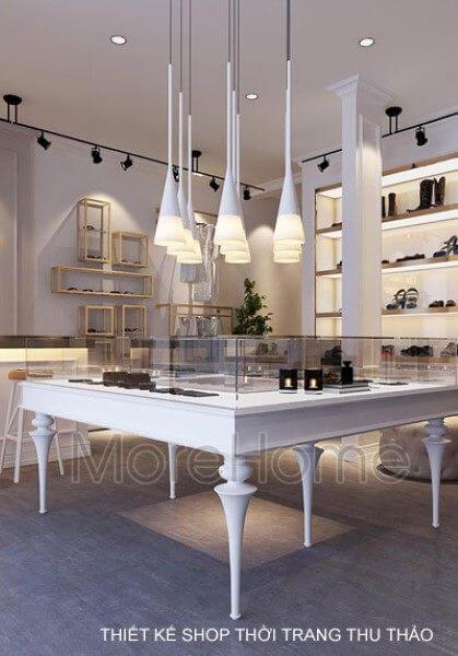 Thiết kế shop thời trang Thu Thảo Boutique