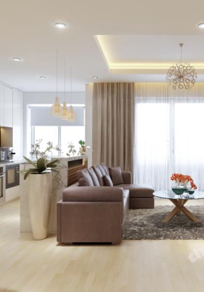 Thiết kế căn hộ Fideco River View, Thảo Điền, Quận 2, Hồ Chí Minh