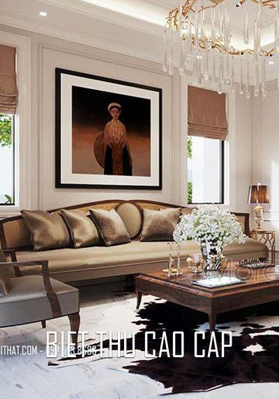 Thiết kế nội thất biệt thự Cao Cấp Vinhomes Gardenia Đẳng cấp