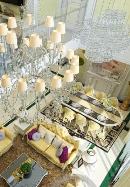 Thiết kế nội thất chung cư duplex mandarin garden sang trọng - Anh Toàn