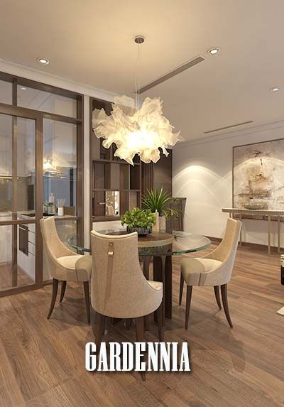 Thiết kế nội thất chung cư Gardenia - anh Hải hiện đại, độc đáo