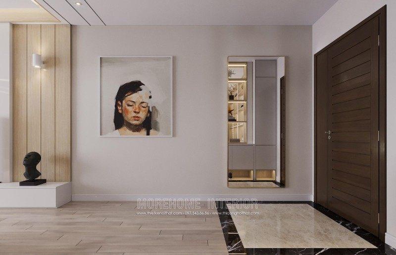 Thiết kế nội thất chung cư mandarin garden cầu giấy hà nội