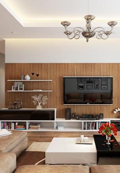 Thiết kế nội thất chung cư cao cấp Mandarin Garden - Anh Phương