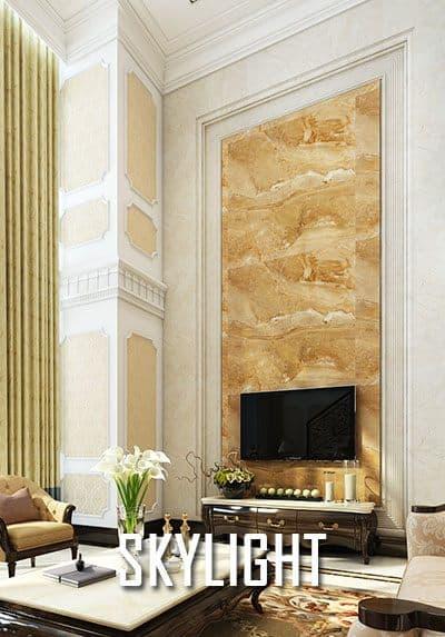 Thiết kế nội thất căn hộ chung cư DUPLEX tại chung cư SKYLINE Văn Quán