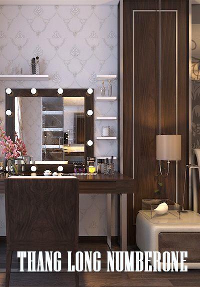 Thiết kế chung cư Thăng Long Number One cao cấp hiện đại - Chị Nhung