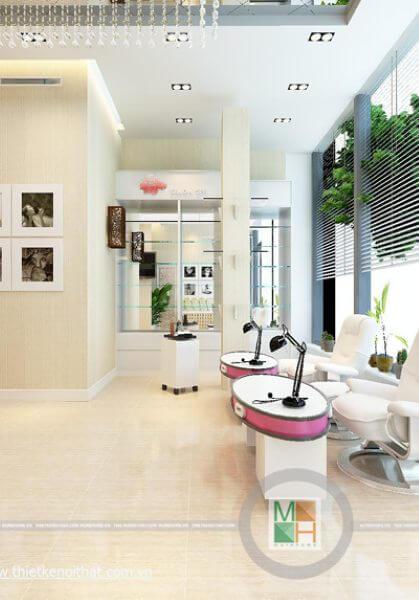 Thiết kế Spa hiện đại tại CHLB Đức ra mắt bởi sự tín nhiệm Việt Kiều
