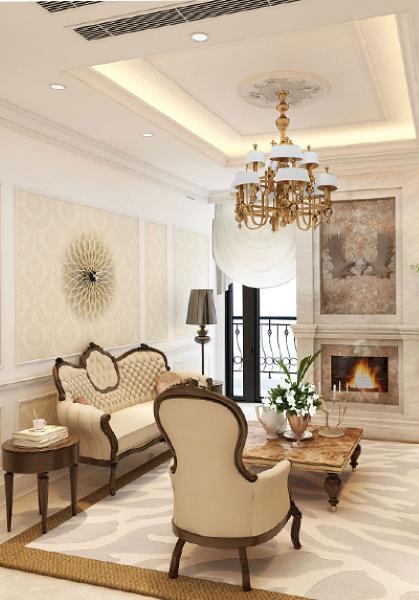 Thiết kế nội thất chung cư cao cấp tại Royal City - Nhà Chị Phương