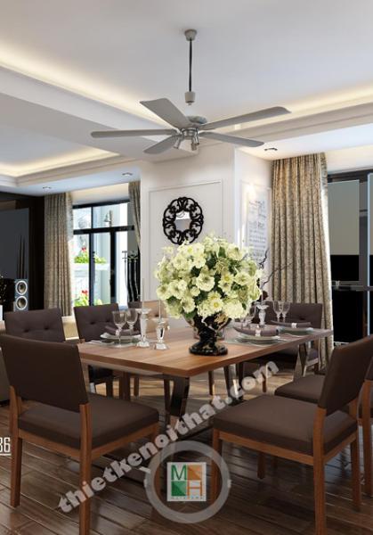 Thiết kế nội thất chung cư Royal City cao cấp sang trọng - Anh Thành