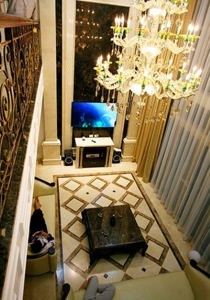 Thi công nội thất chung cư căn hộ DUPLEX tại Mandarin Garden