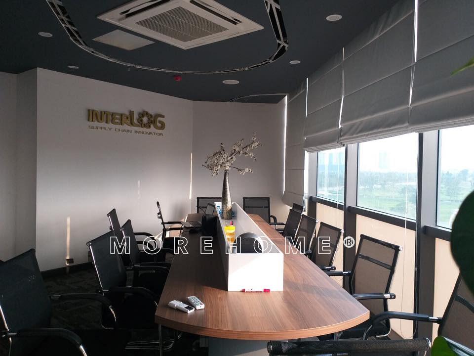 Thi công nội thất văn phòng công ty Nhật Bản