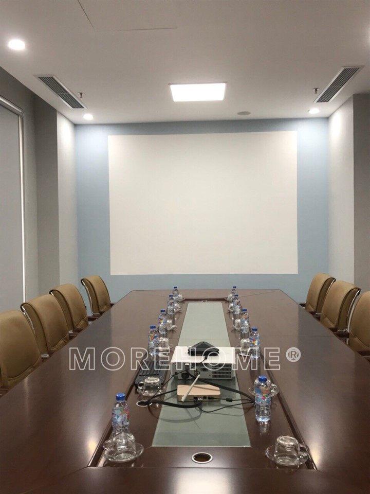 Thi công phòng họp văn phòng VISCO