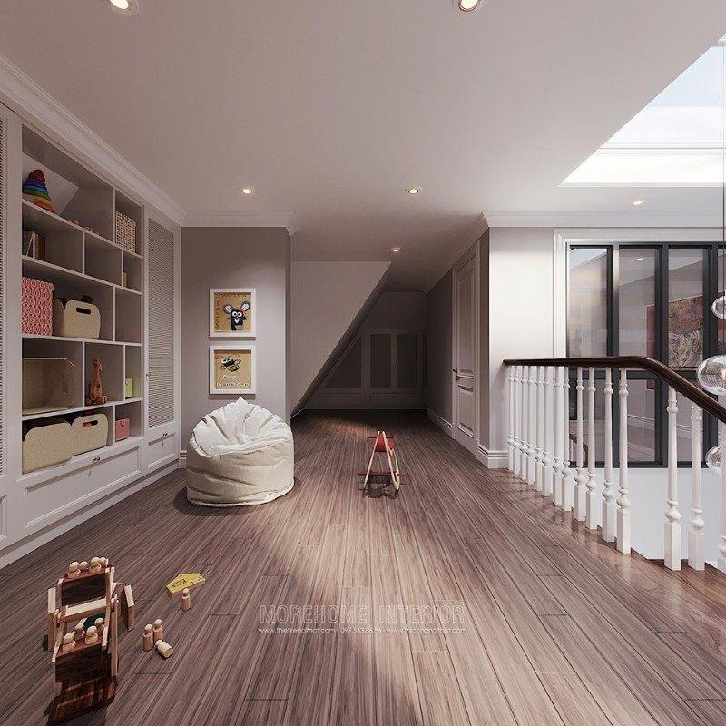 Thiết kế nội thất biệt thự ciputra tây hồ hà nội