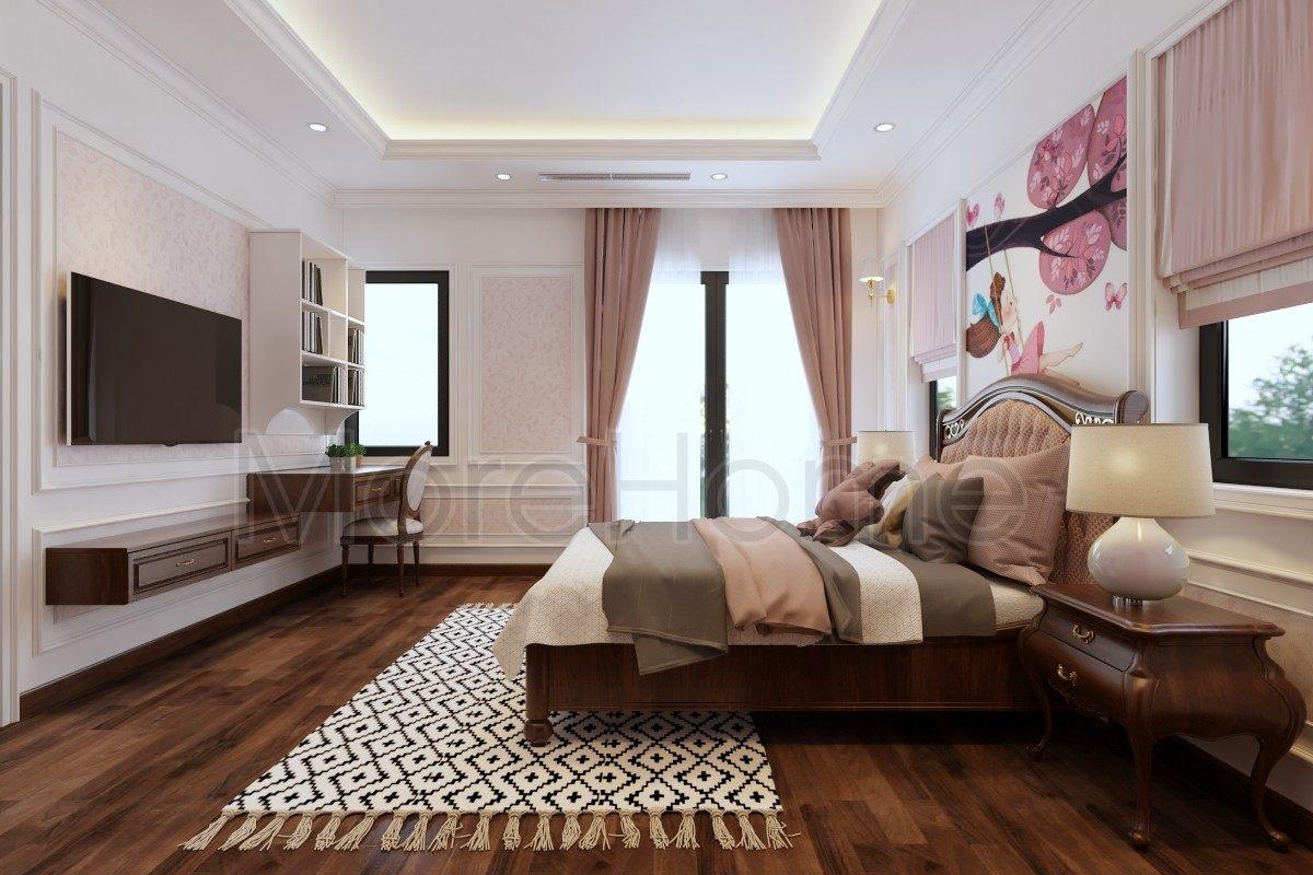 Thiết kế nội thất biệt thự lakeview quận 2 tphcm