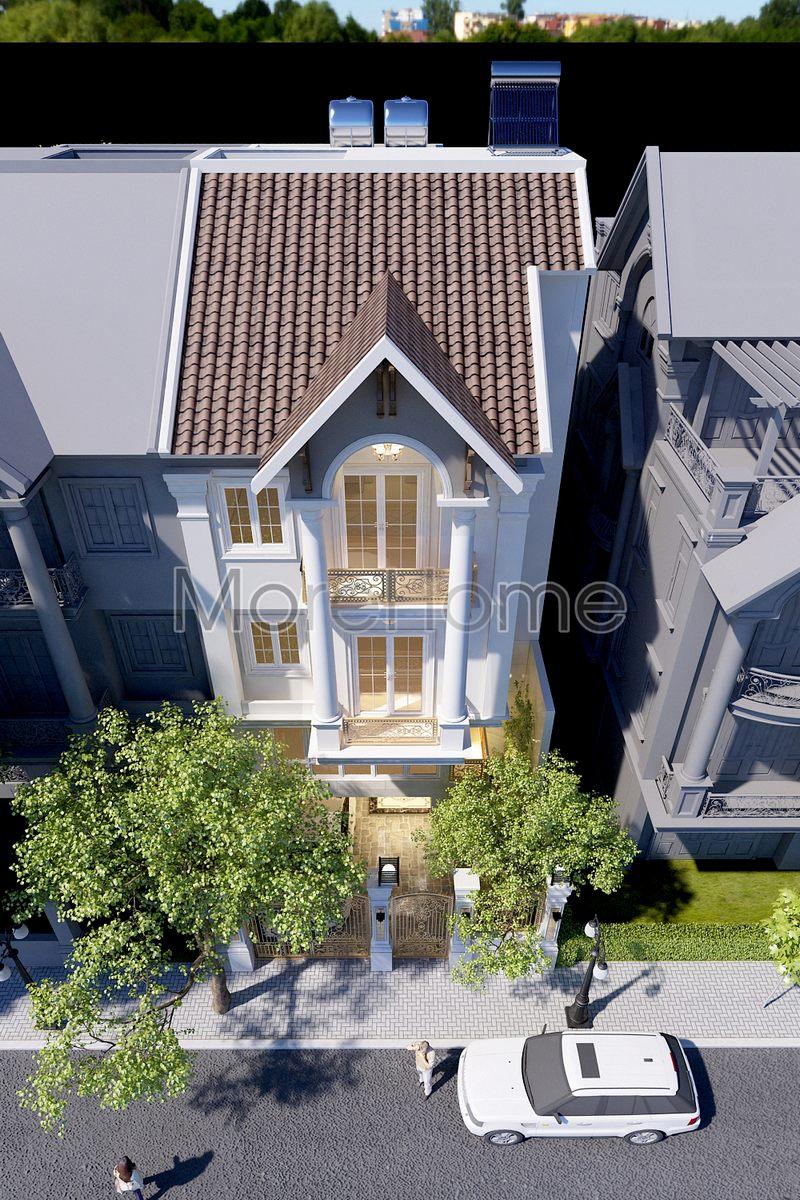 Thiết kế biệt thự Phổ Quang Tân Bình