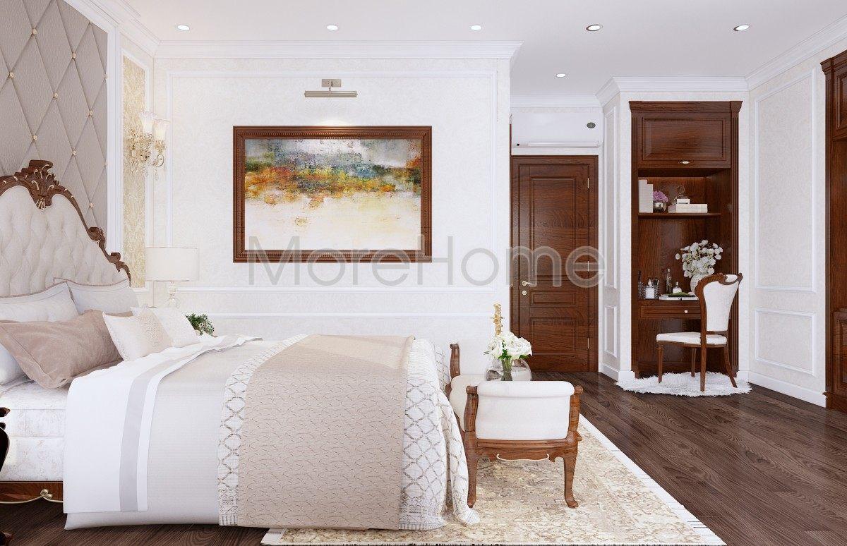 Thiết kế nội thất biệt thự phổ quang tân bình
