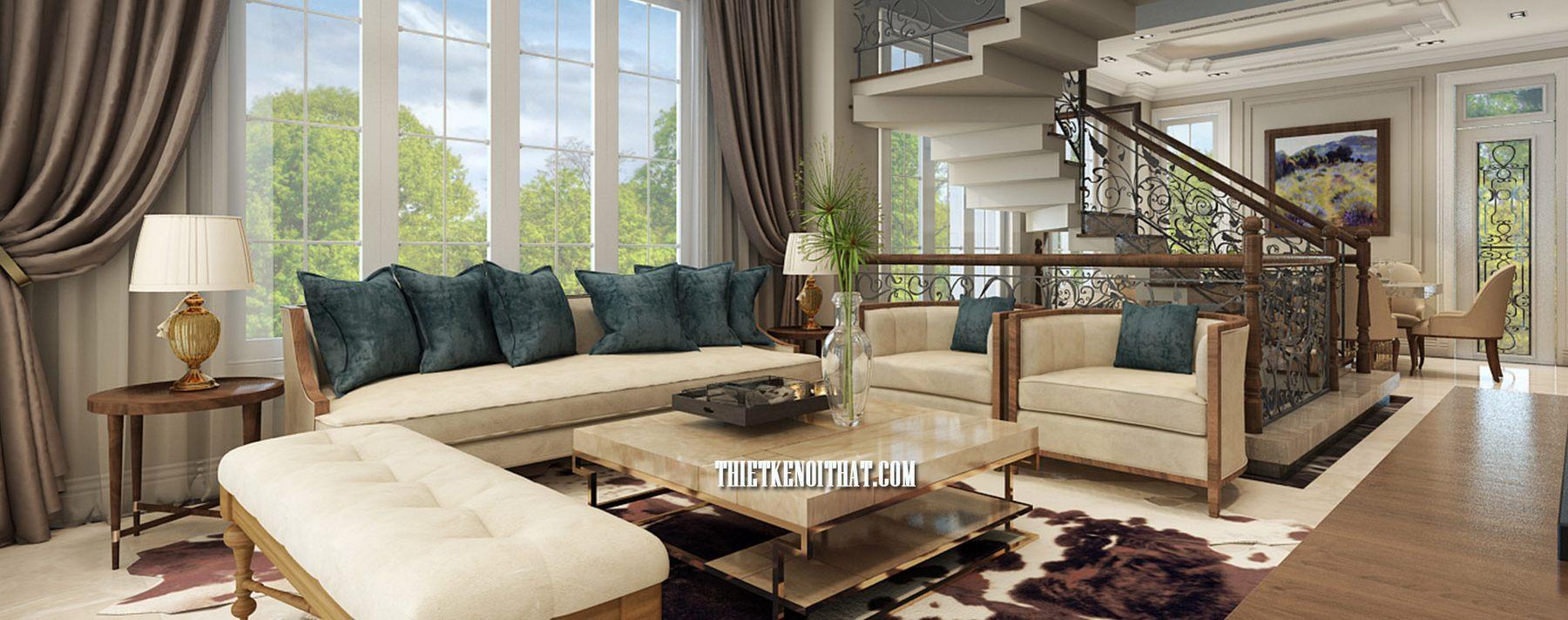 Thiết kế nội thất biệt thự Vinhomes Riverside Long Biên Hà Nộiong-lap-vinhomes-riverside (52)