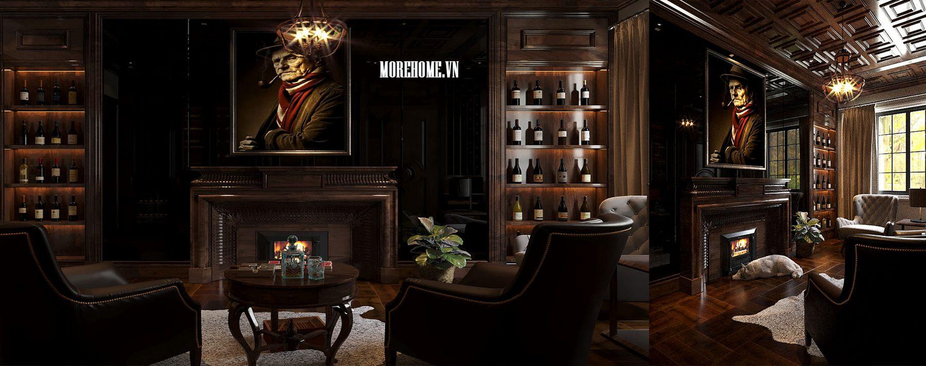 Thiết kế nội thất biệt thự SPLENDORA - Bắc An Khánh, Hoài Đức, Hà Nội