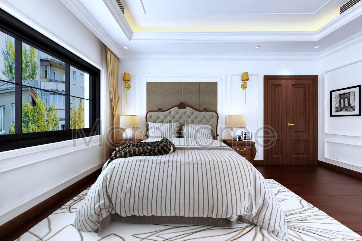Thiết kế nội thất biết thự vinhomes tân cảng