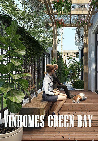 Thiết kế nội thất biệt thự Vinhomes Green Bay cao cấp, sang trọng