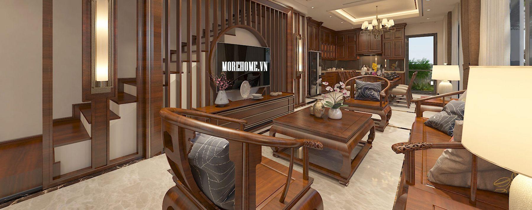 Thiết kế biệt thự VinhoThiết kế nội thất biệt thự Vinhomes Thăng Long, Hoài Đức, Hà Nộimes Thăng Long