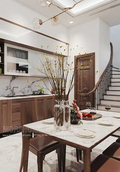 Các mẫu thiết kế phòng bếp đẹp mê mẩn