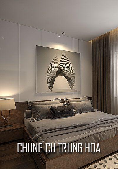 Thiết kế nội thất chung cư cao cấp Trung Hòa Nhân Chính