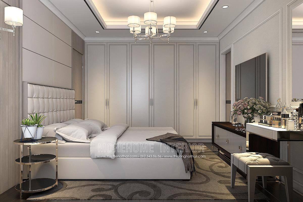 Thiết kế phòng ngủ chung cư hongkong tower