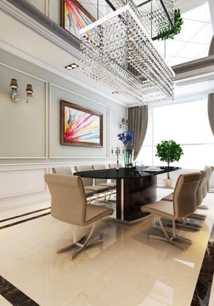 Thiết kế nội thất căn hộ chung cư cao cấp tại chung cư KEANGNAM