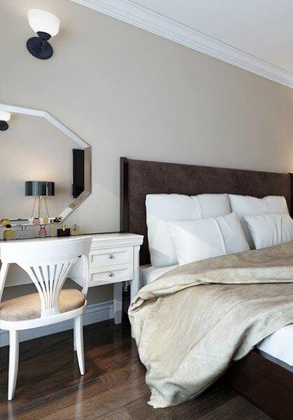 Thiết kế nội thất chung cư Mandarin Garden Hòa phát hiện đại căn 2604C2