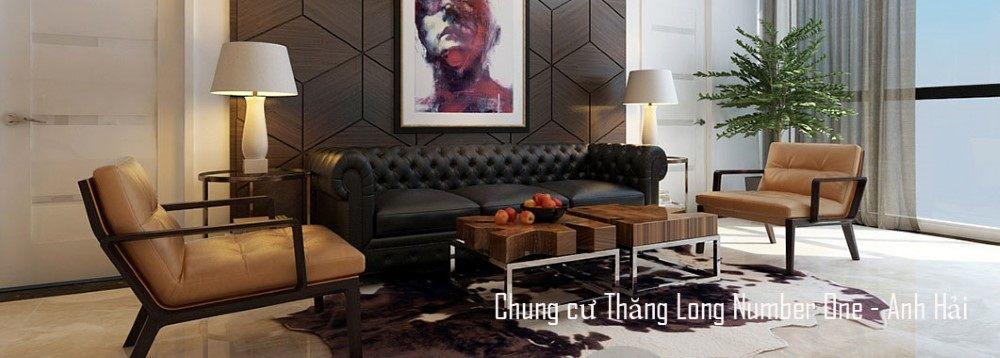 Thiết kế nội thất chung cư Thăng Long Number One - Nha Anh Hải