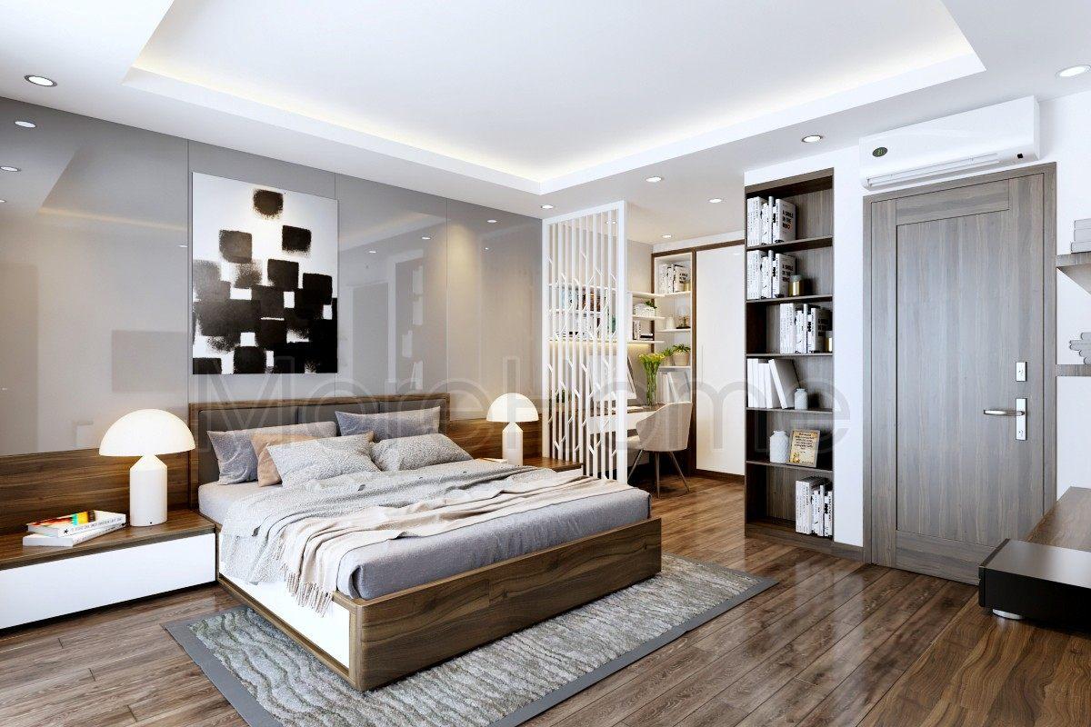Thiết kế nội thất nhà phố palm city quận 2