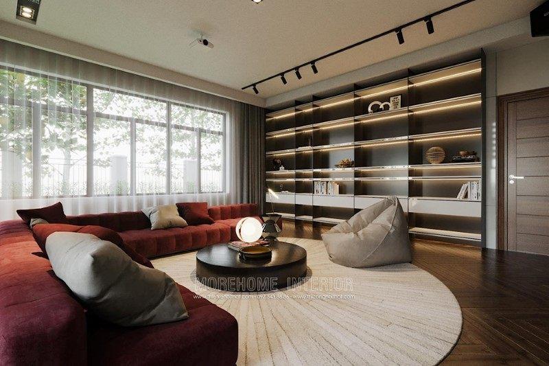 Sofa đẹp cho biệt thự hải dương